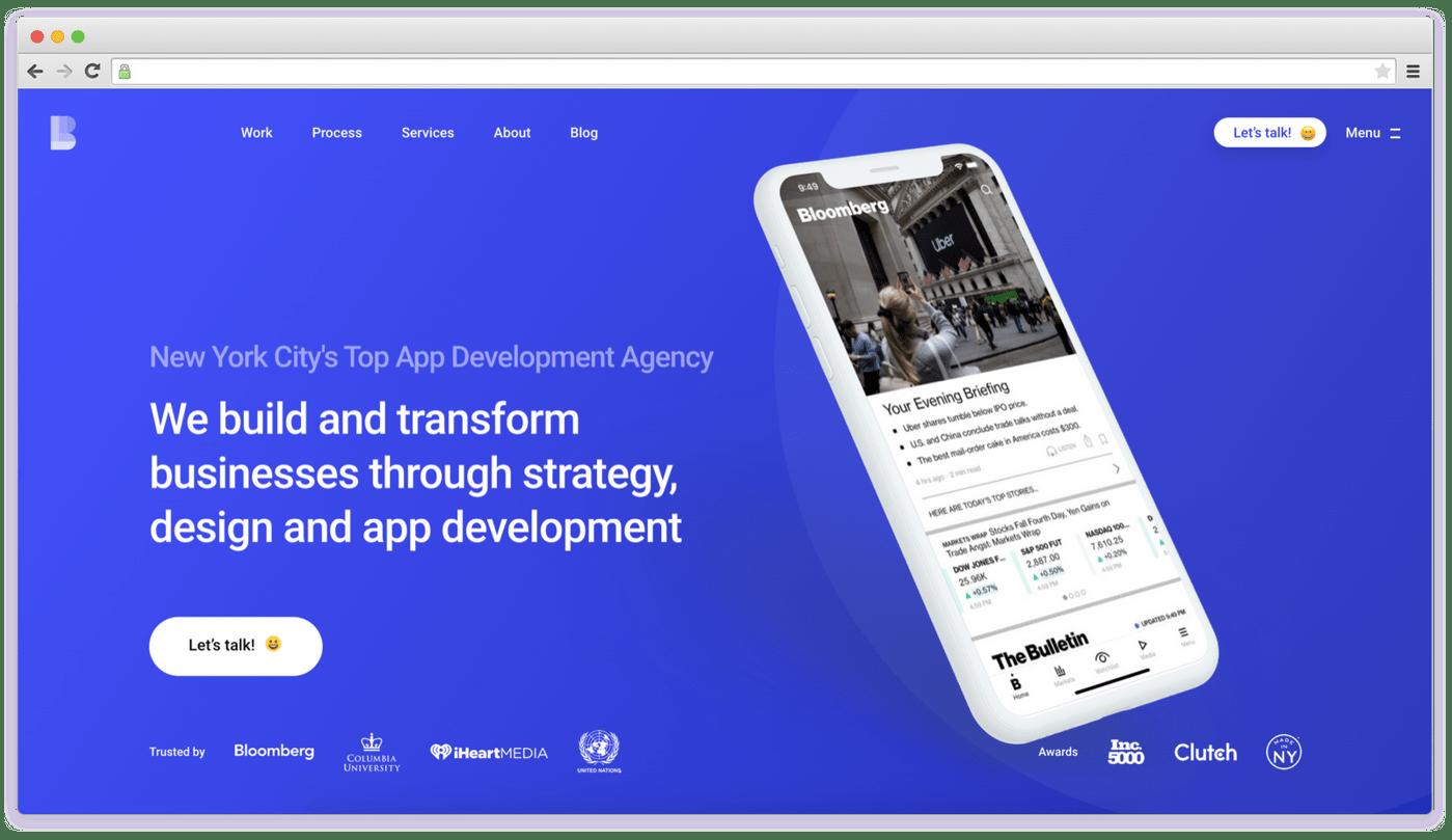 Elearning App Development Company: Blue Label Labs