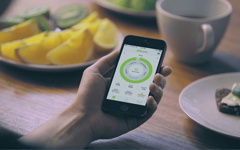 cách xây dựng một ứng dụng thể dục và dinh dưỡng ứng dụng đếm calo