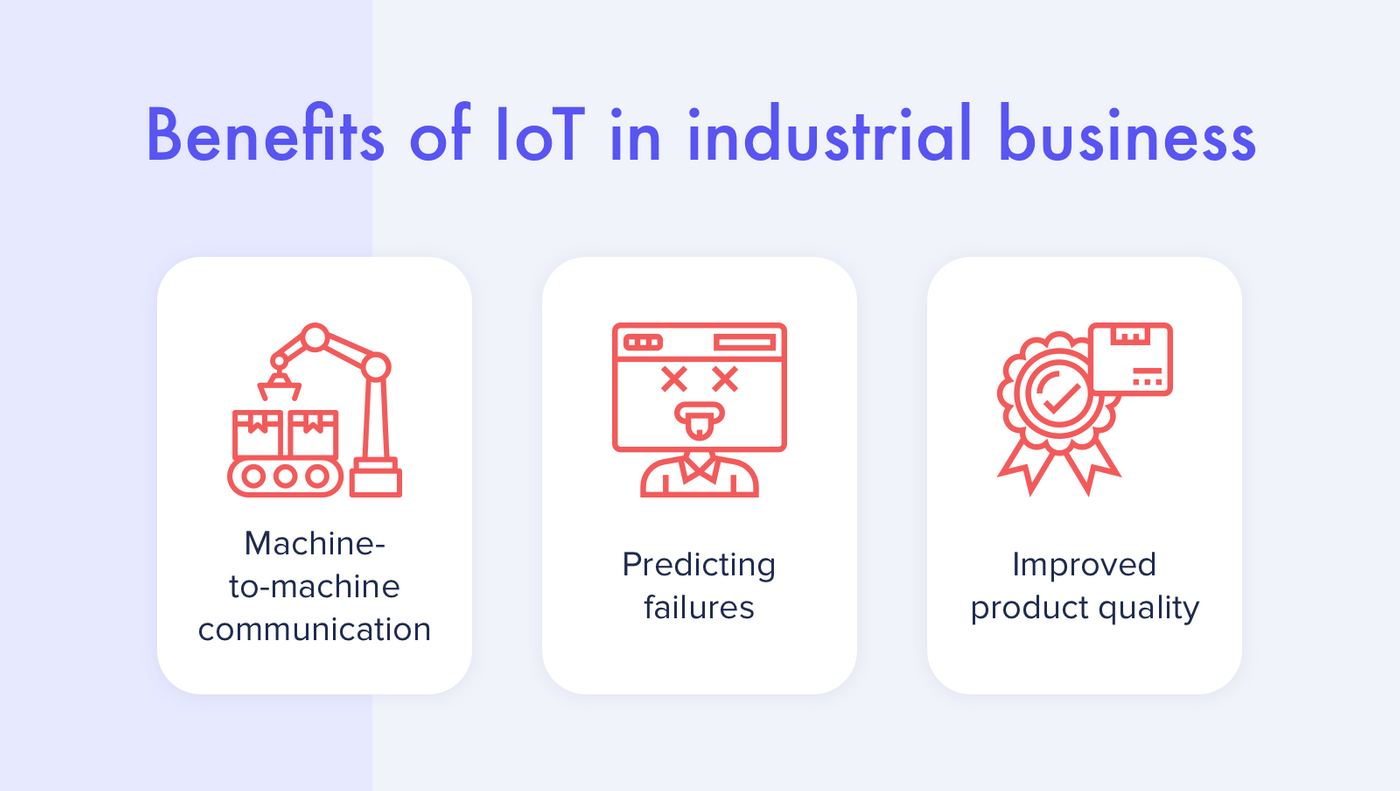 IoT use cases in manufacturing