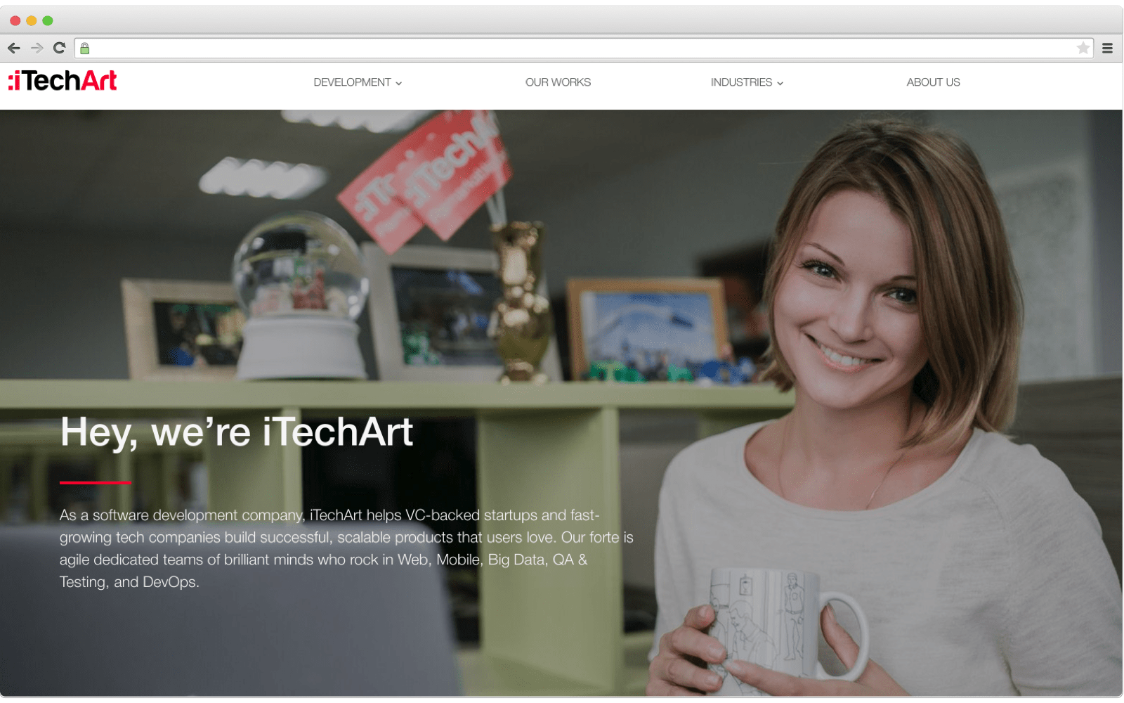 Ecommerce development company: iTechArt