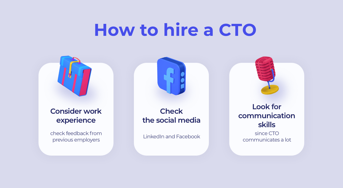 How to hire a CTO