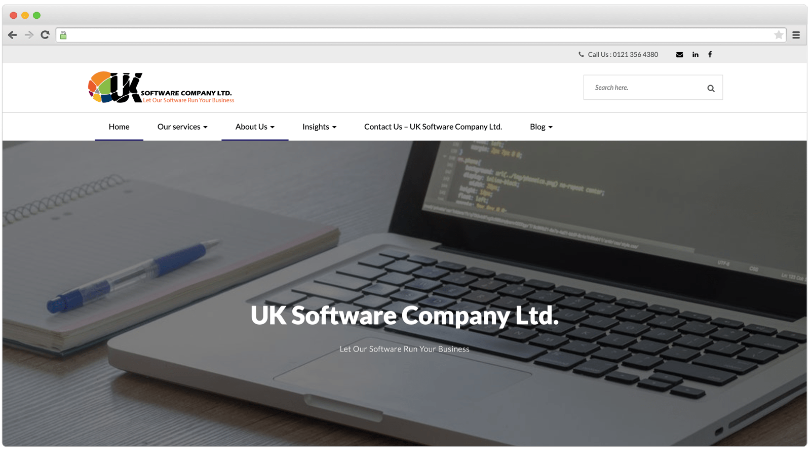 UK Software Company ltd.