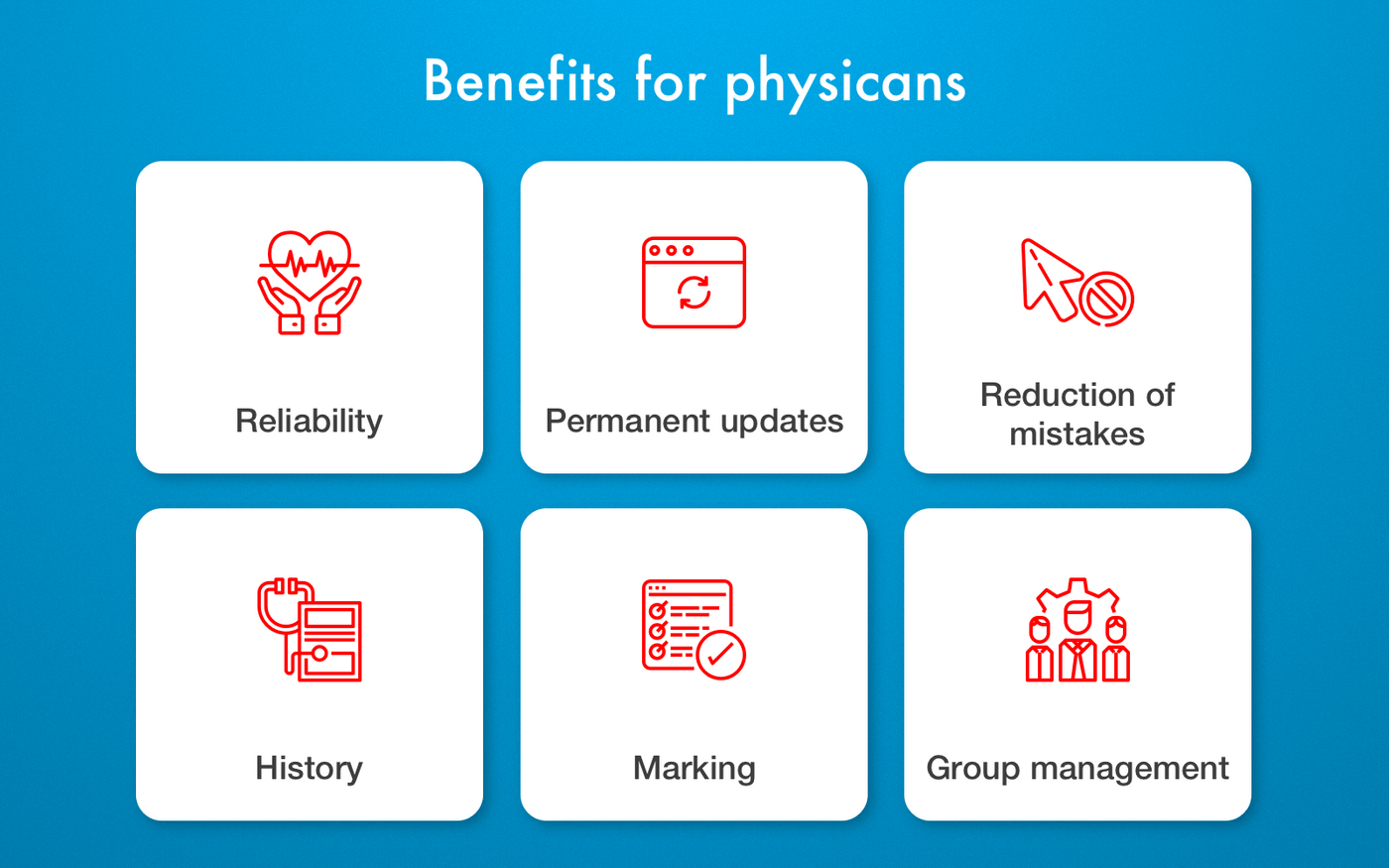 benefits of ehr systems