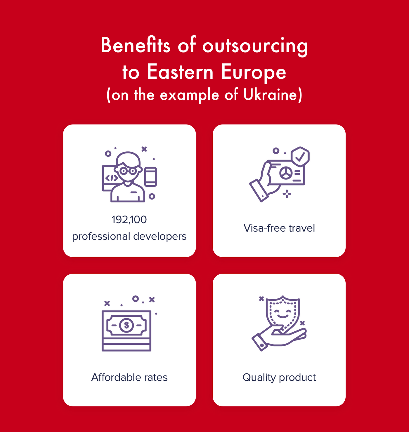 Why outsource software development to Europe?