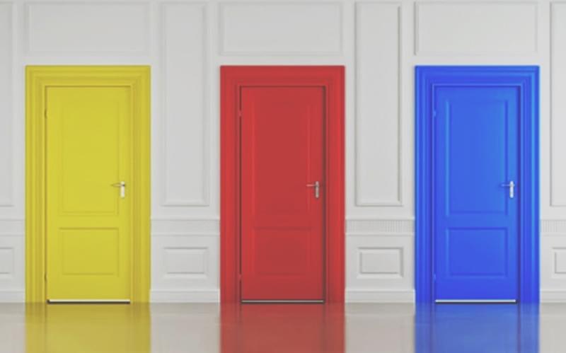 Lean startup empty fake doors
