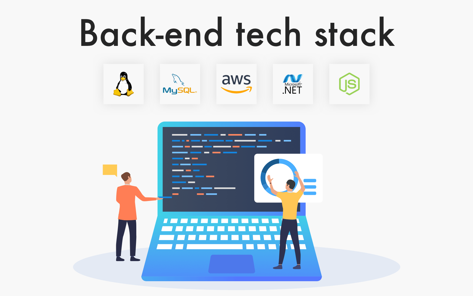 web development stack