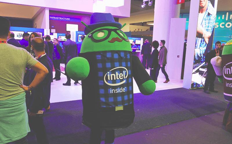 Intel MWC 2016
