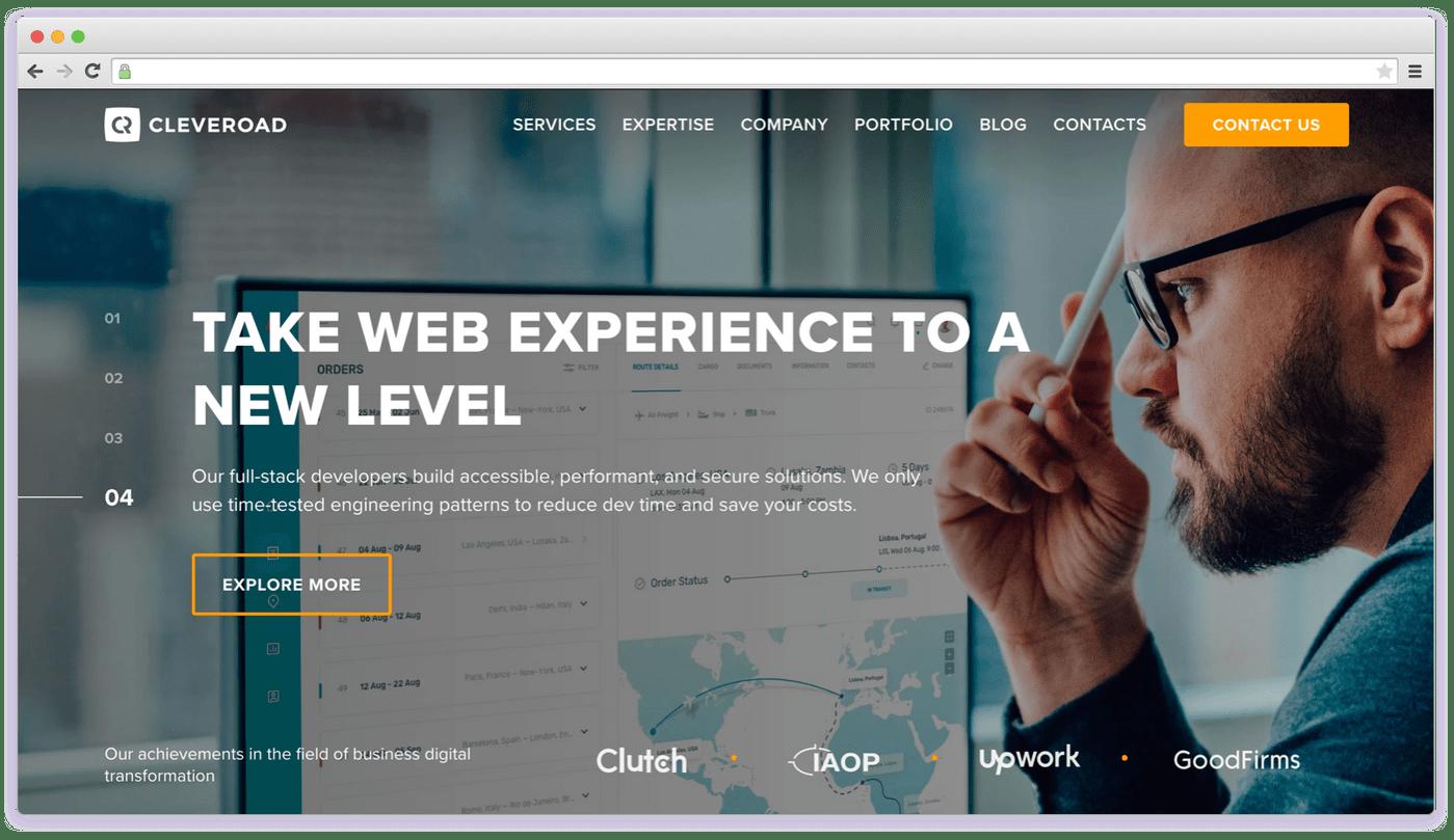 Elearning App Development Company: Cleveroad