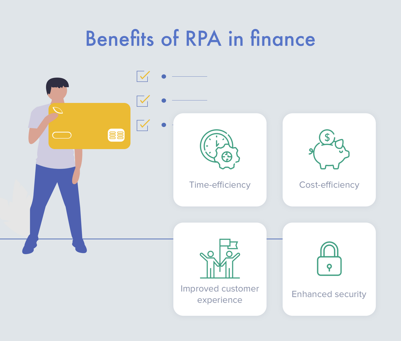How RPA finance solutions can help businesses?
