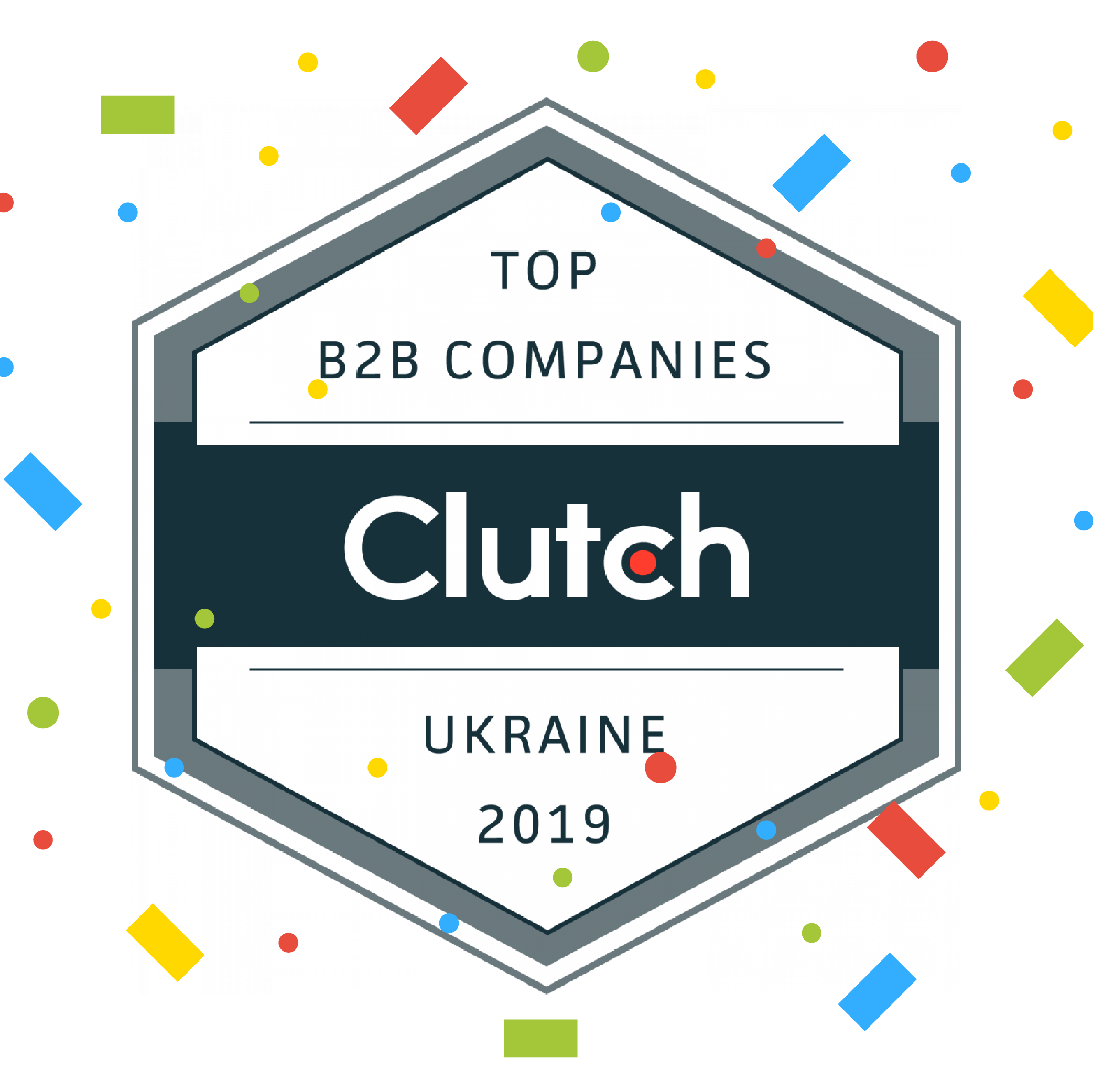 Cleveroad is one of the Ukraine's top B2B companies according to Clutch
