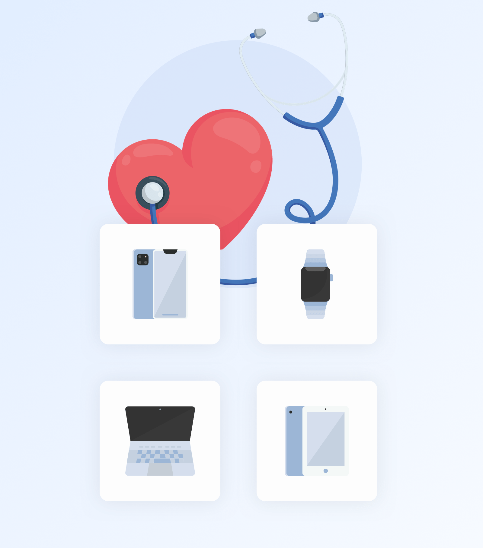 IoT in healthcare examples
