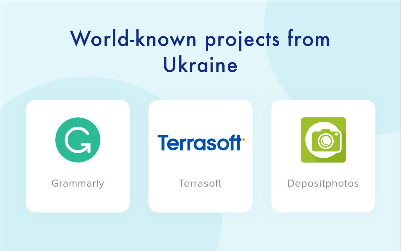 Popular apps Ukraine