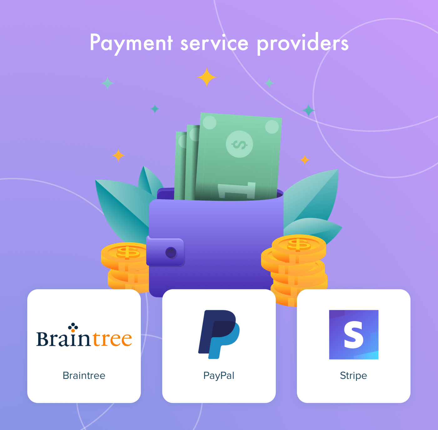 The best payment services