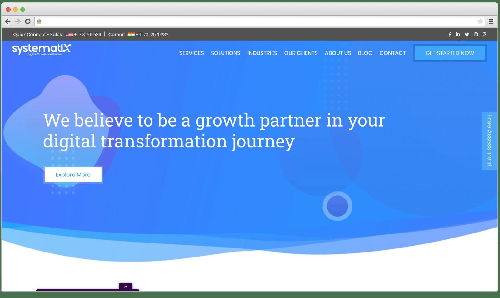Systematix Infotech Pvt. Ltd