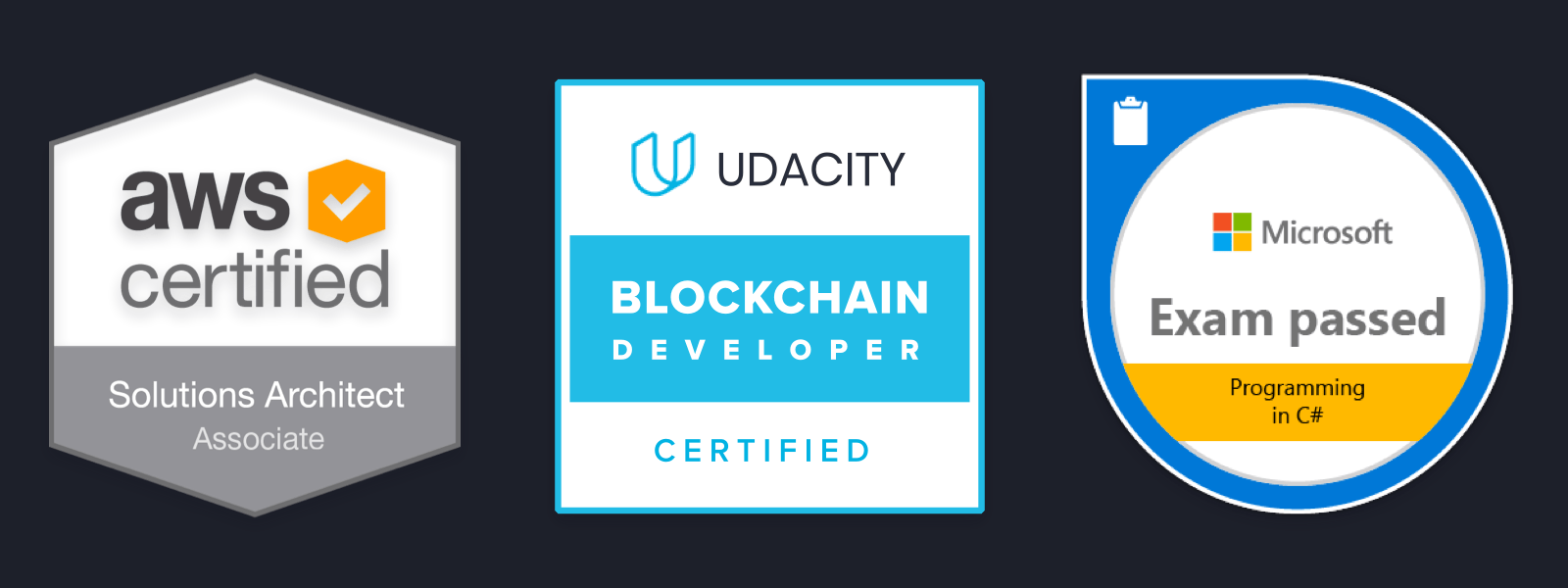 Certifications of Cleveroad in 2019