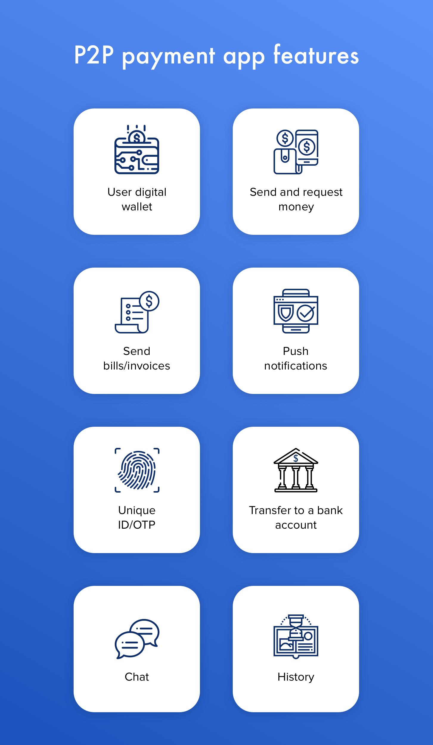 p2p payment platforms