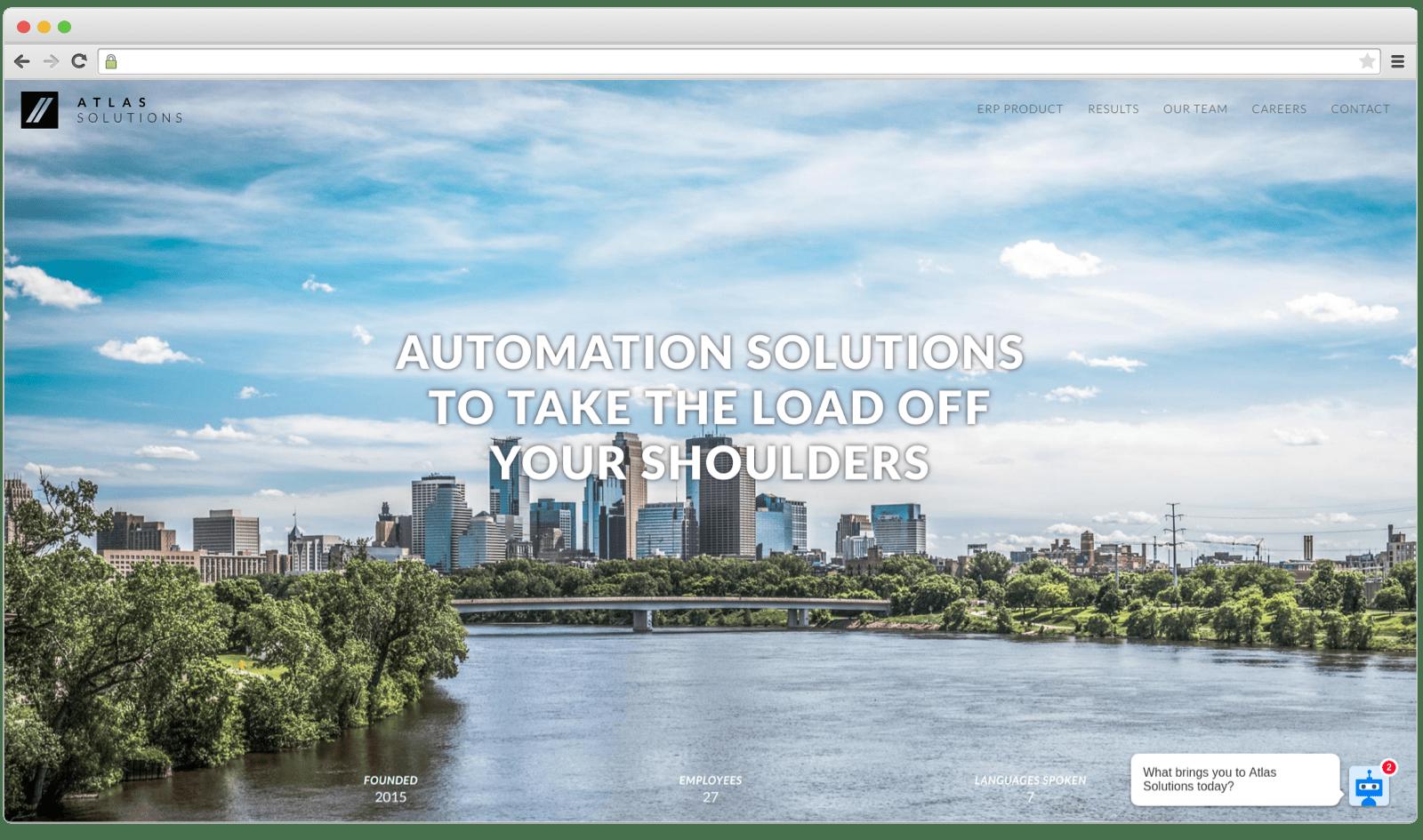 Atlas Solutions