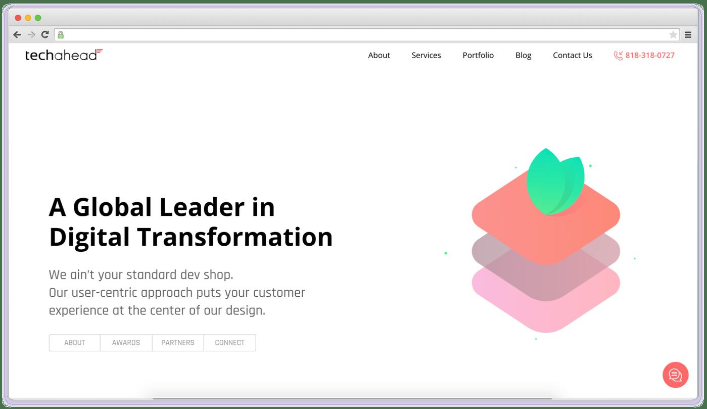 Elearning App Development Company: TechAhead