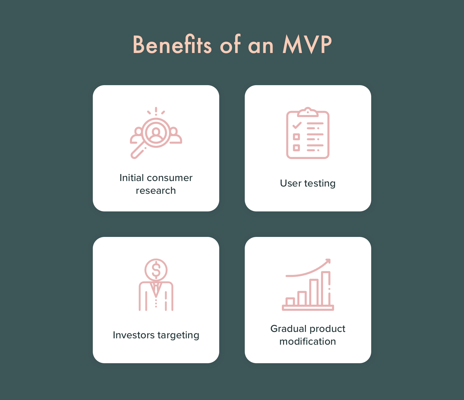 MVP advantages