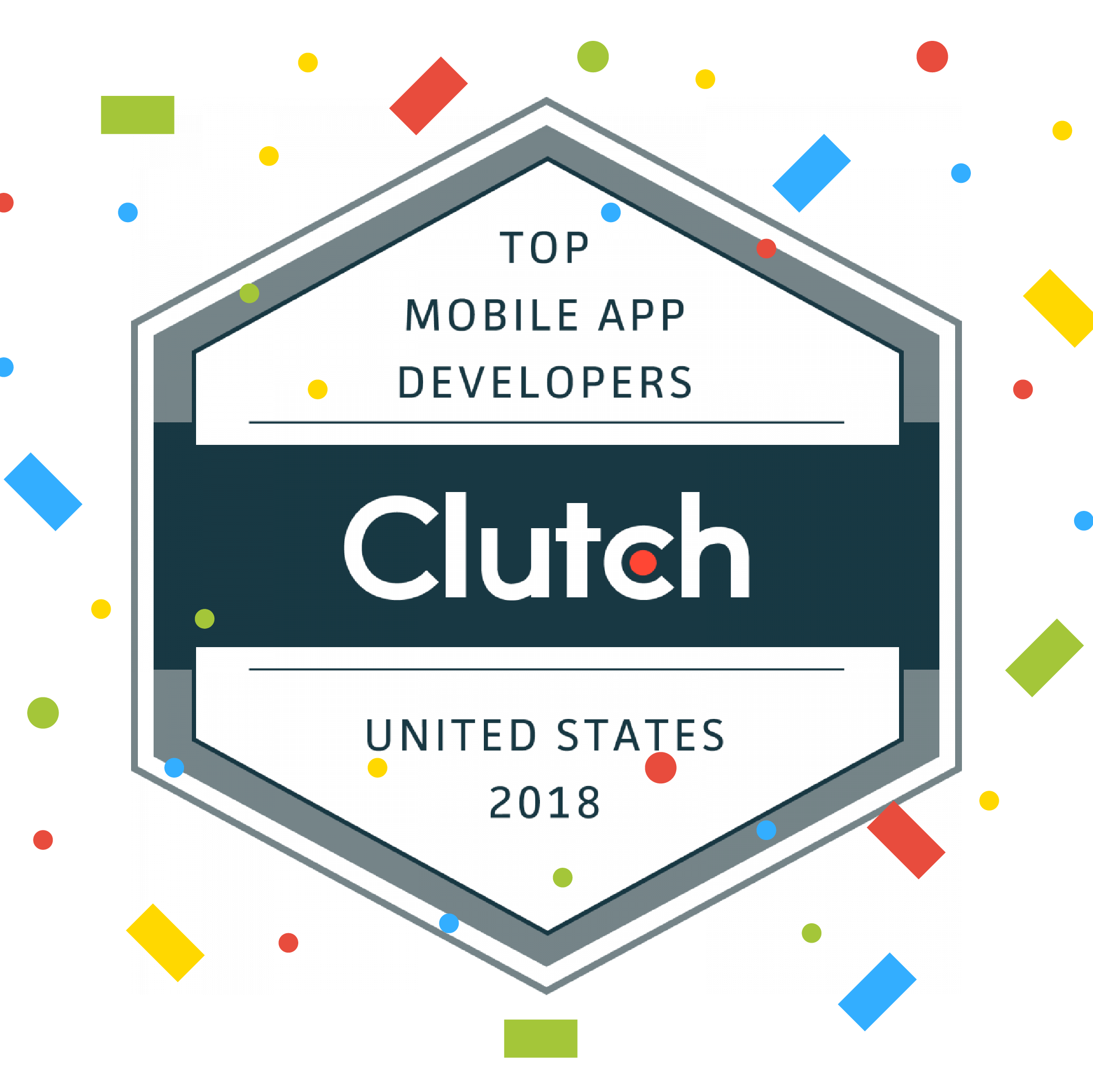 Clutch award for Cleveroad 2018