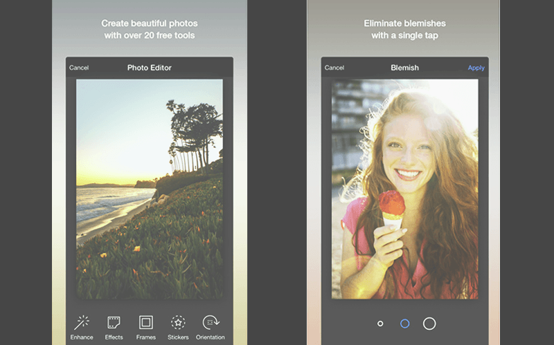 How much does it cost to develop an app like aviary blemish