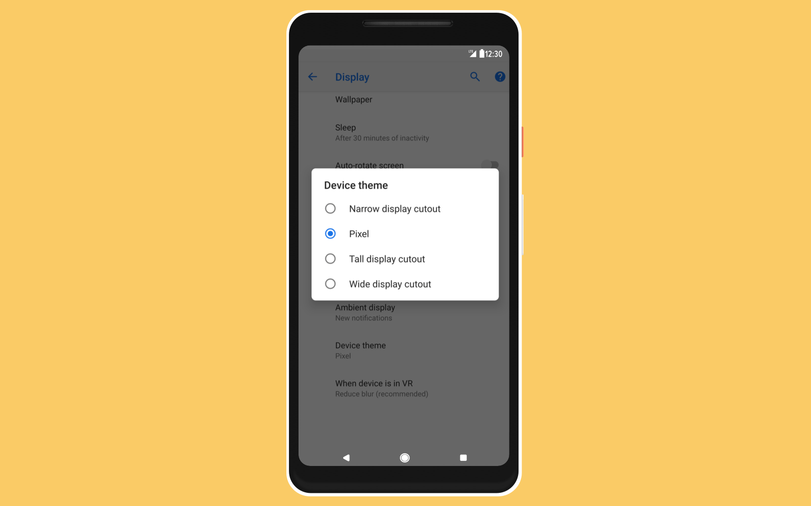 Here are top 9 amazing new features from Android P developer