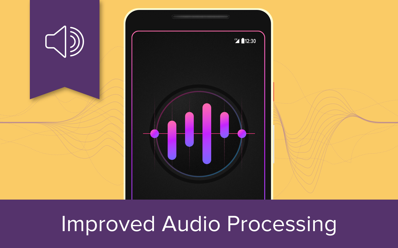 Improved Audio Processing