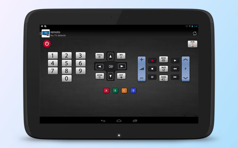 Control your TV using Simple One Control