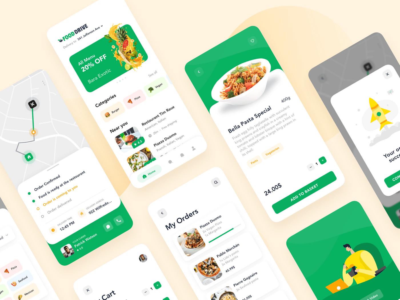 Build an on-demand app: Create prototypes