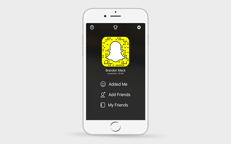 how to add friends on snapchat new update