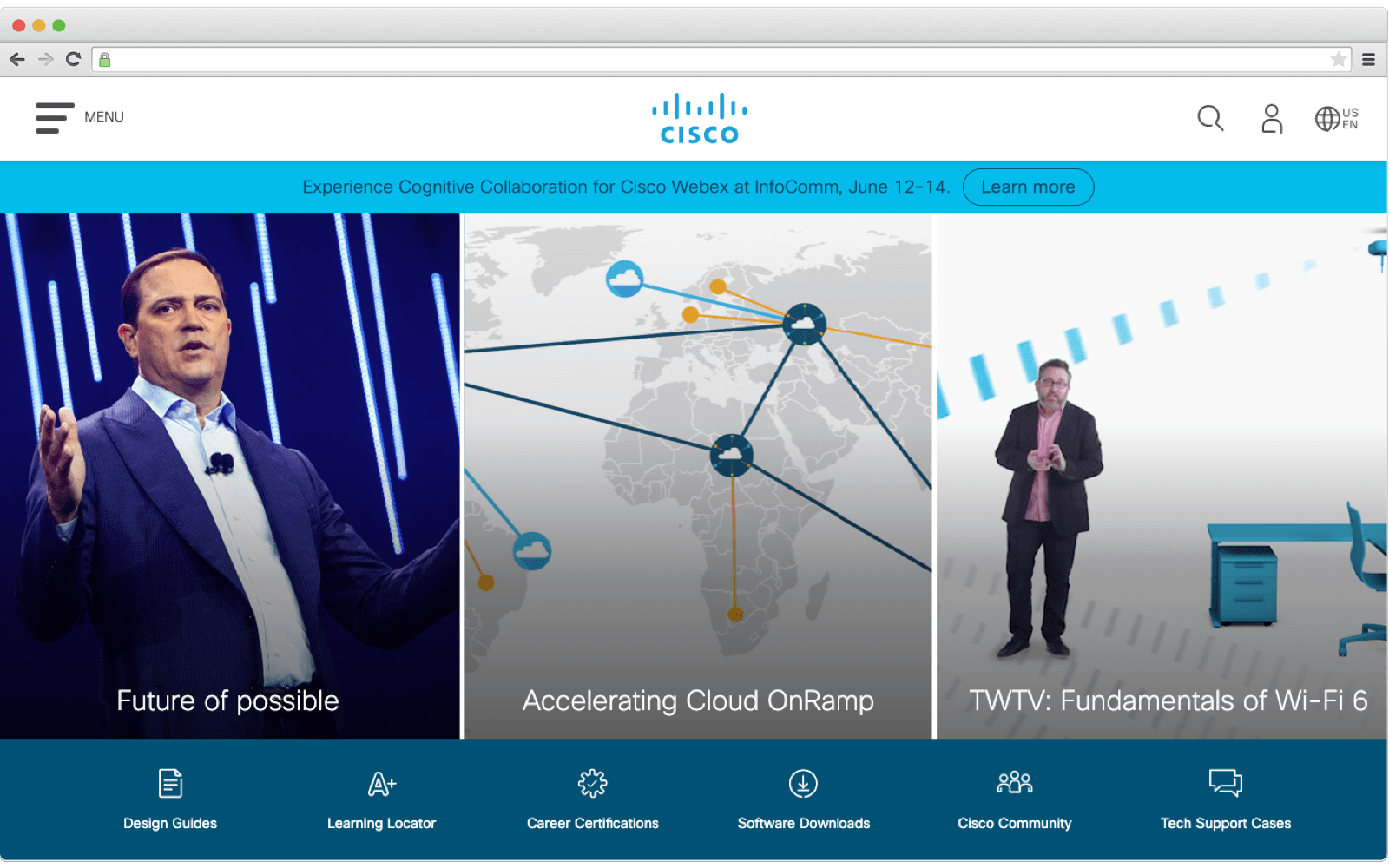 How Cisco uses their B2B CRM system