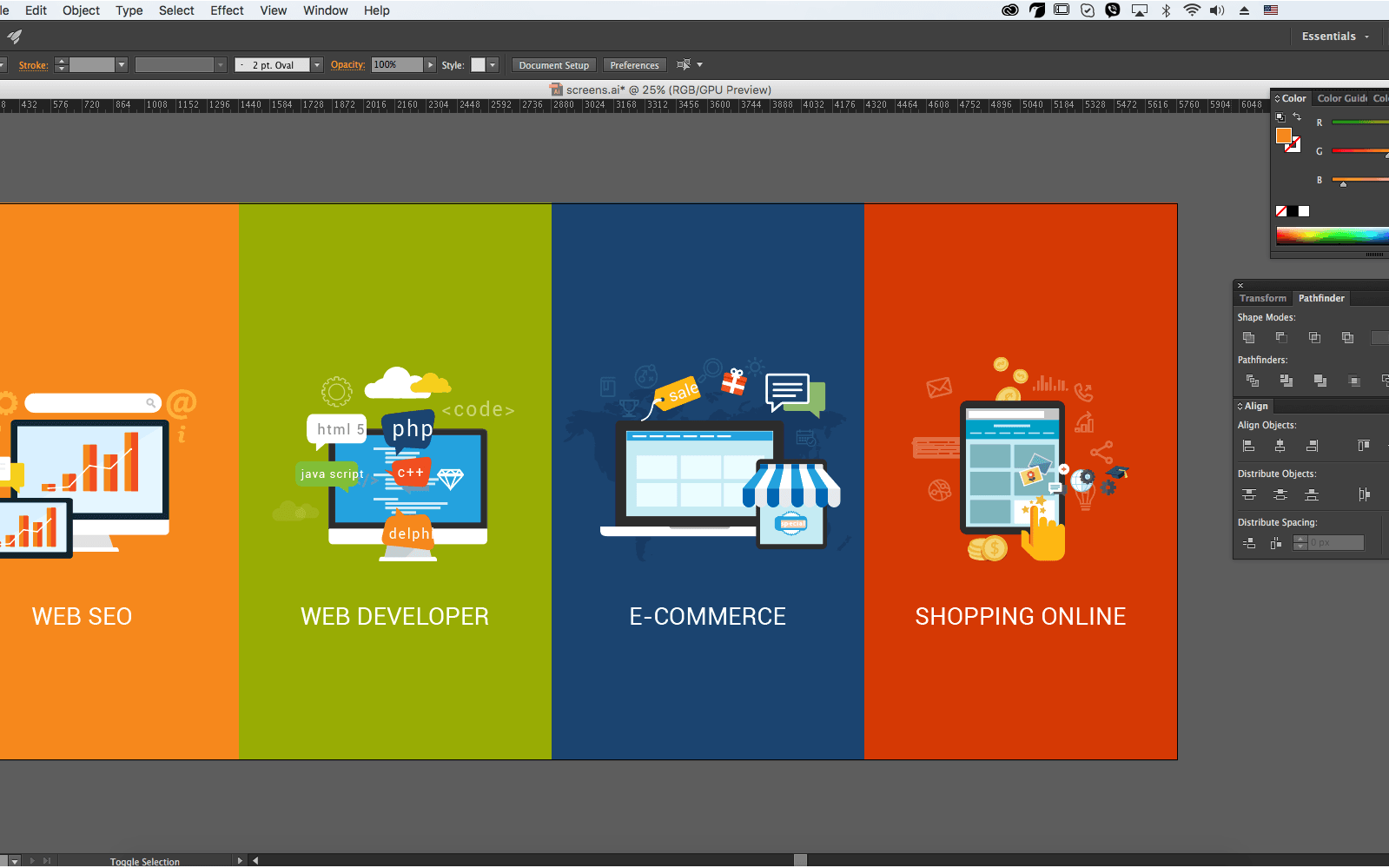 Case Study: Sliding tutorial for Android by Cleveroad