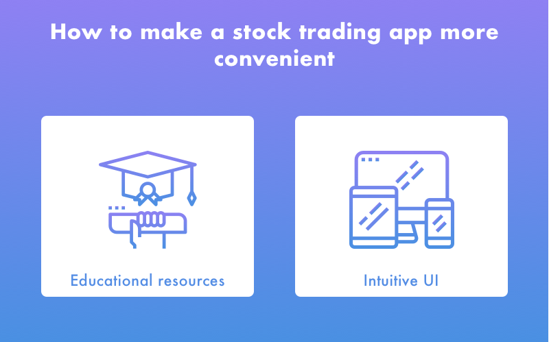 How to create a free stock trading app