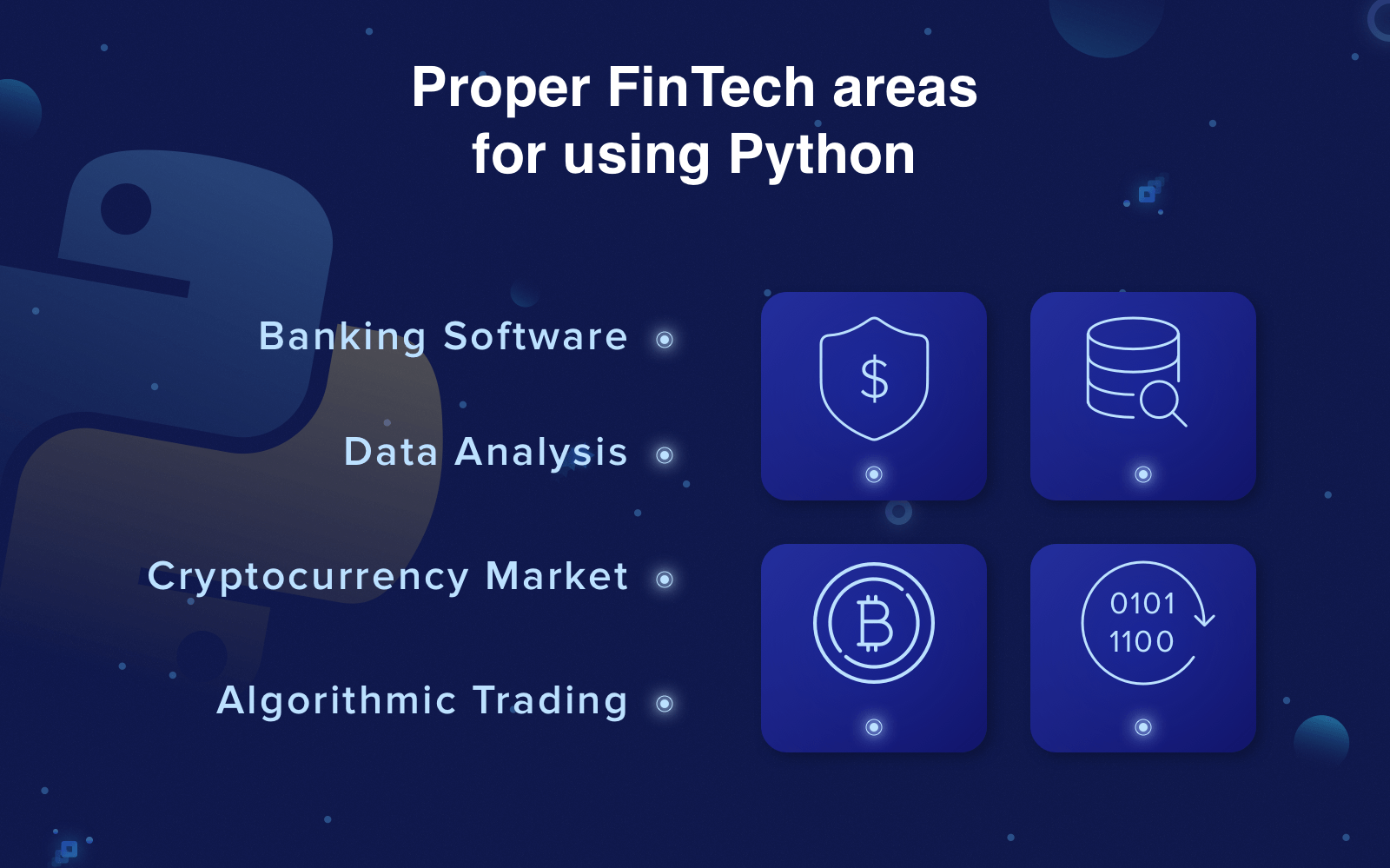 See Why Python Is The Best Programming Language For FinTech