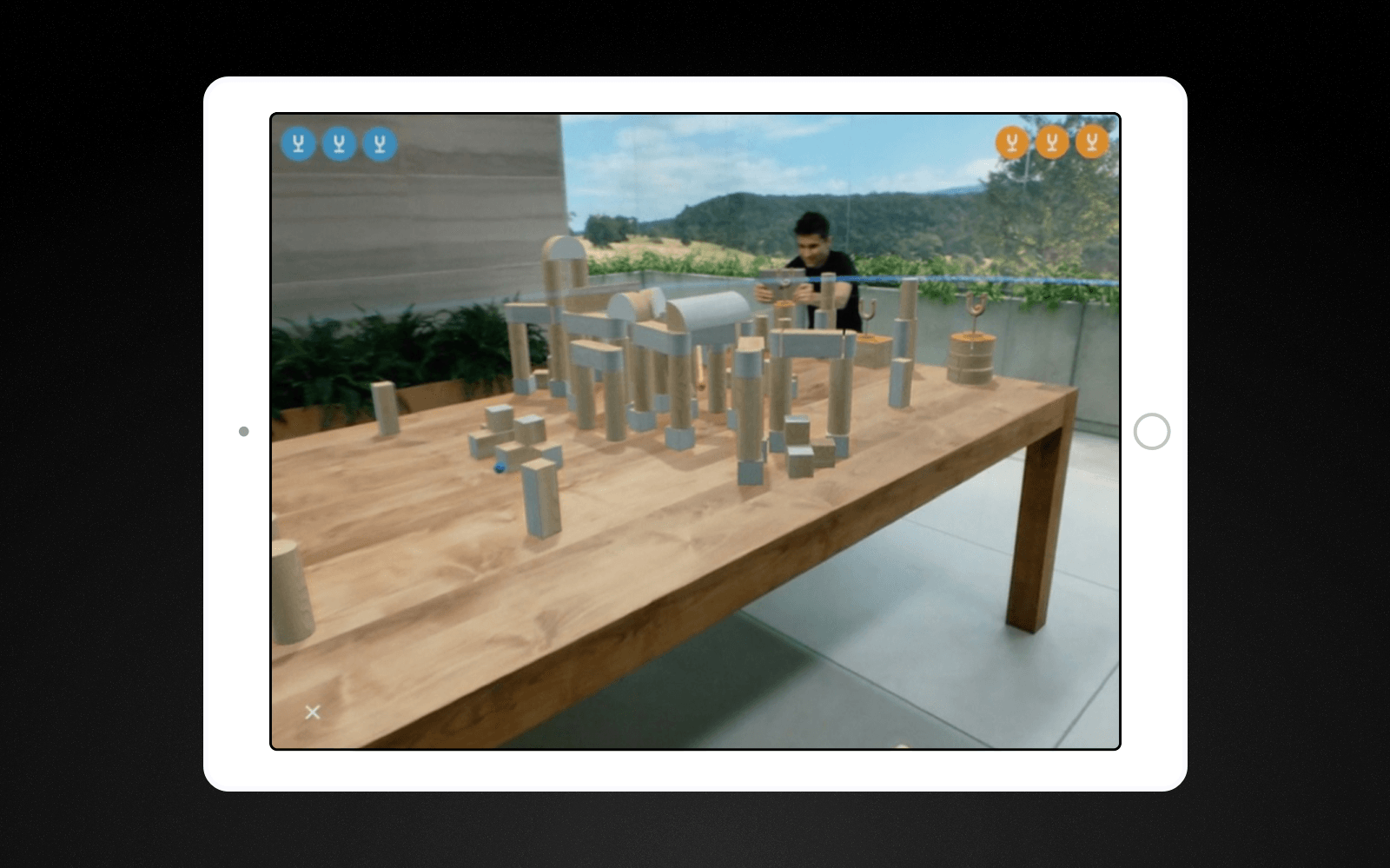 ARKit 2.0 shared experience