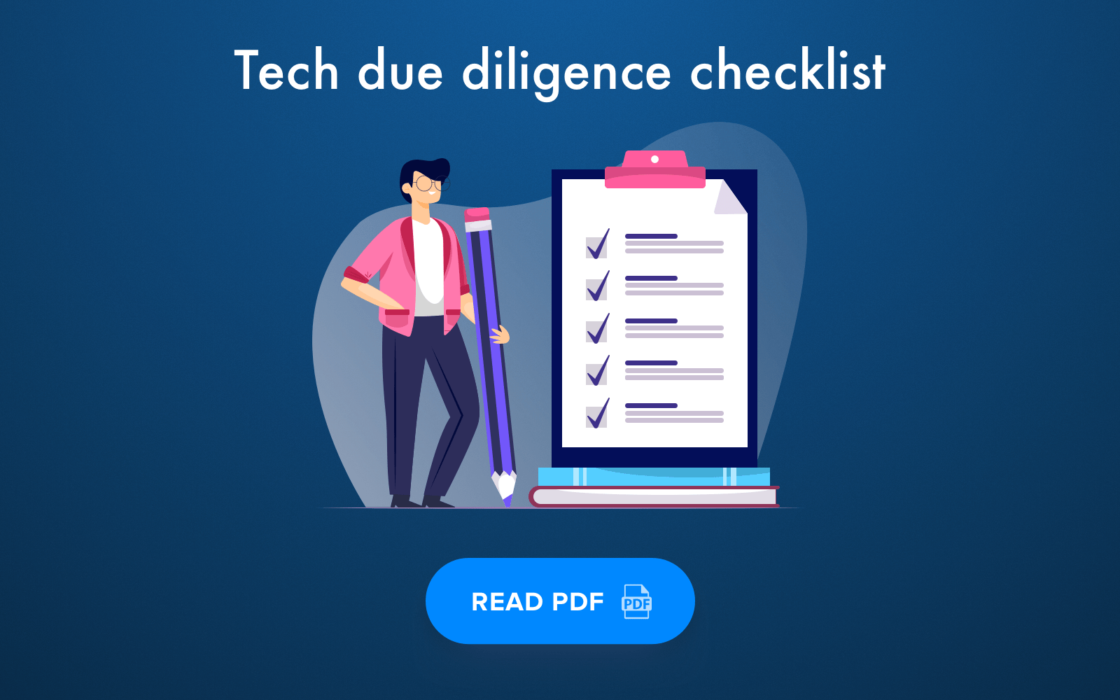 Tech due diligence checklist