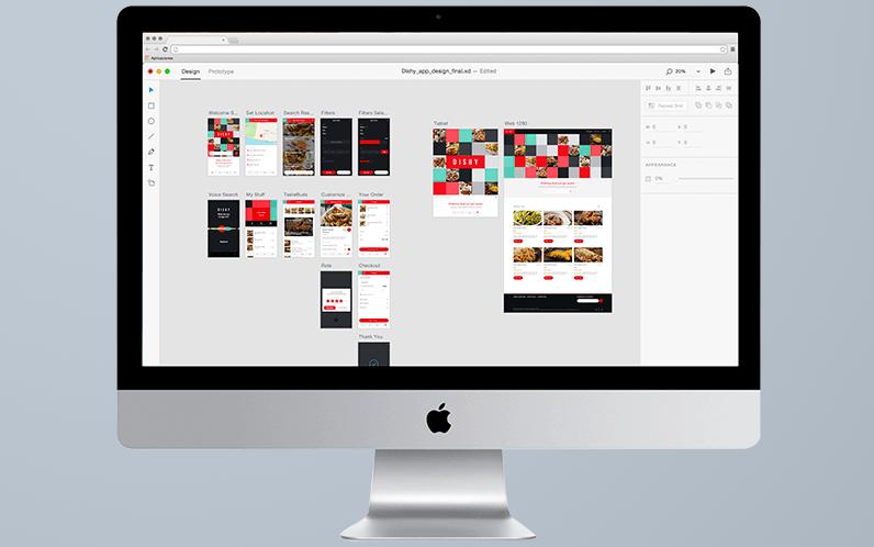 Top prototyping tools: Adobe XD