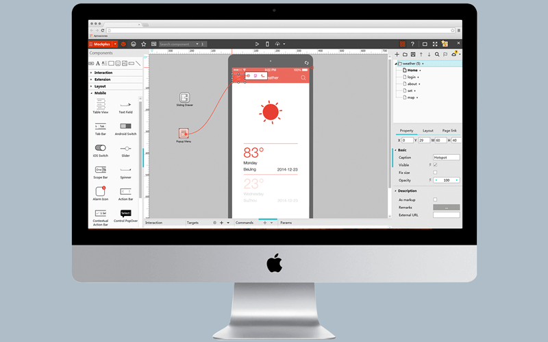 Top prototyping tools: Mockplus