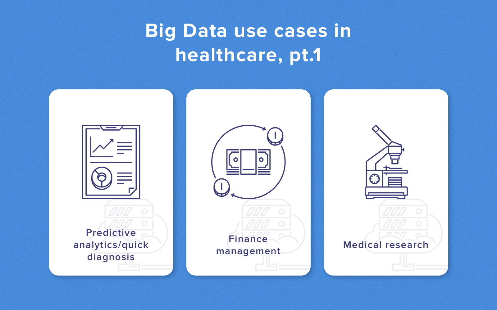 big data examples in healthcare