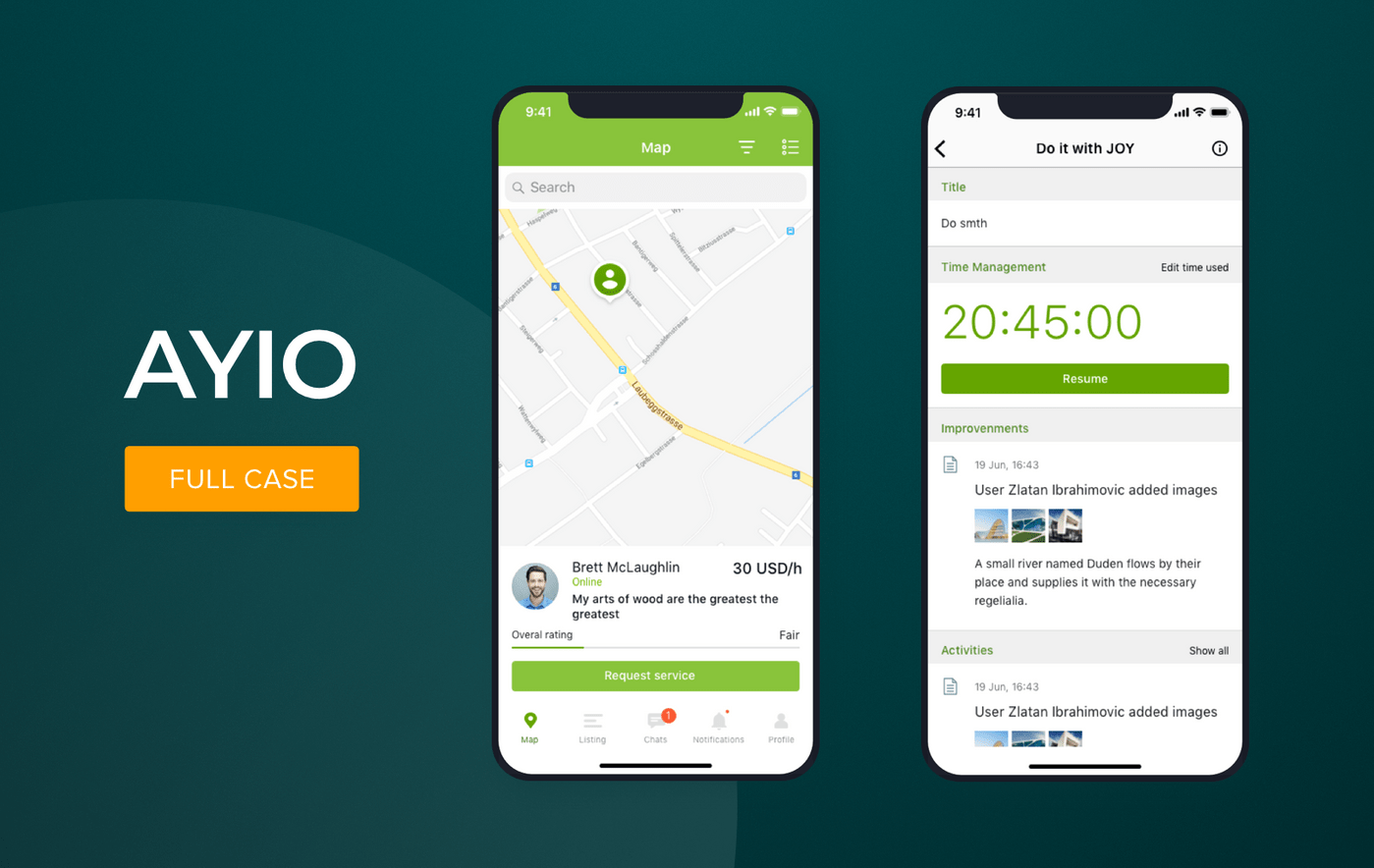 AYIO social business platform