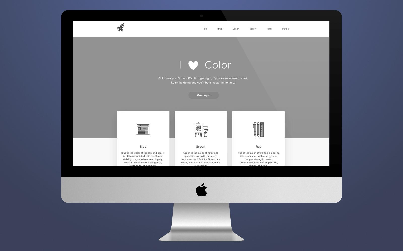 how to make website design