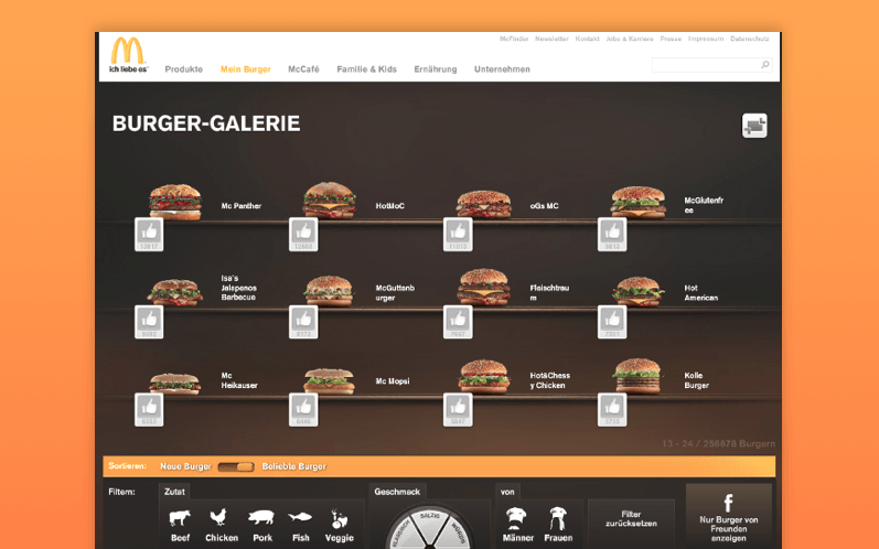 Post-release steps to take: McDonalds crowdsourcing campaign