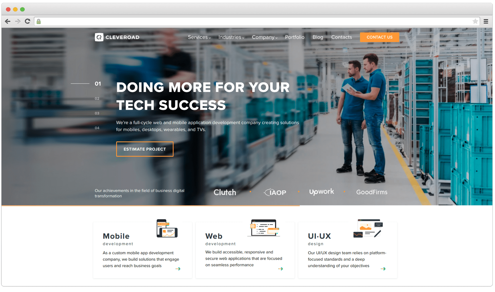 Software development companies in Liverpool