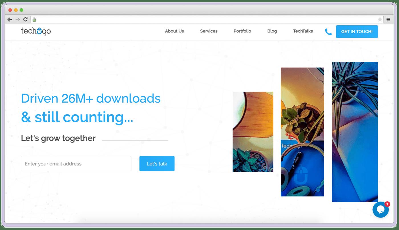 Elearning App Development Company: Techugo