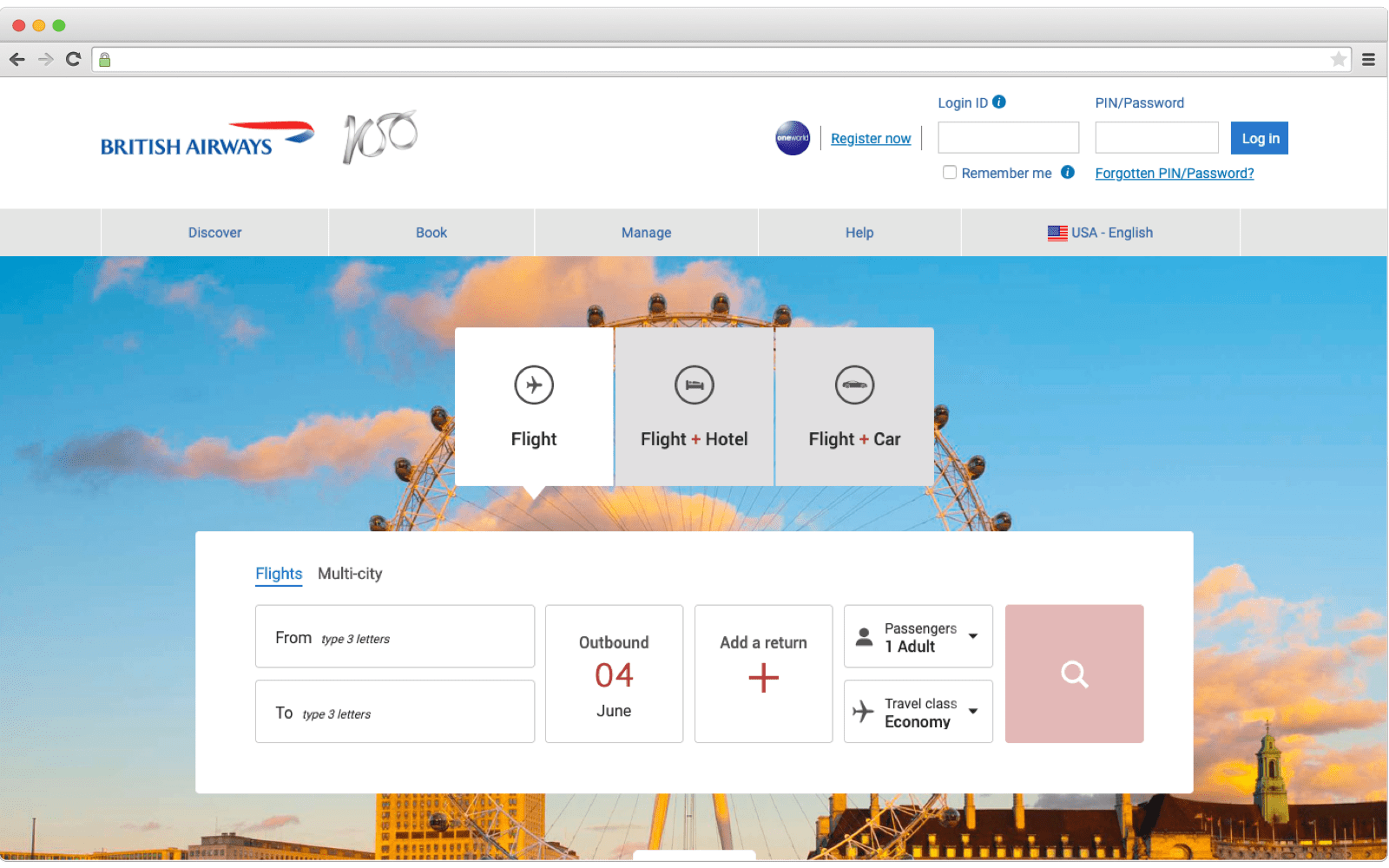 How British Airlines uses B2B CRM software
