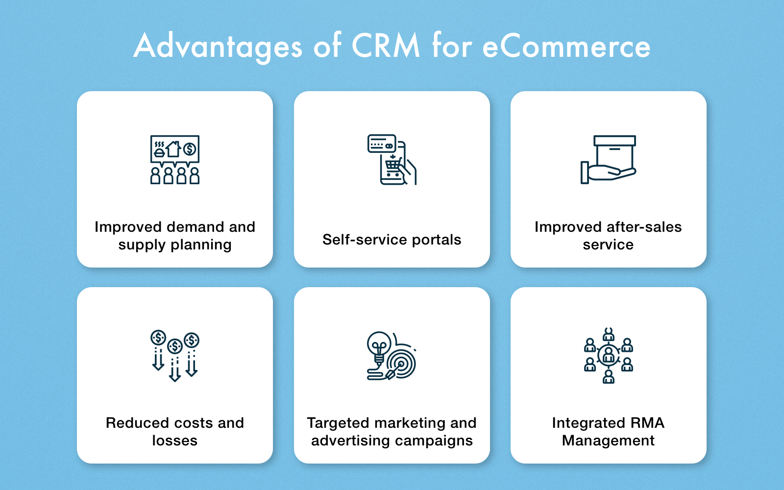 benefits of crm system