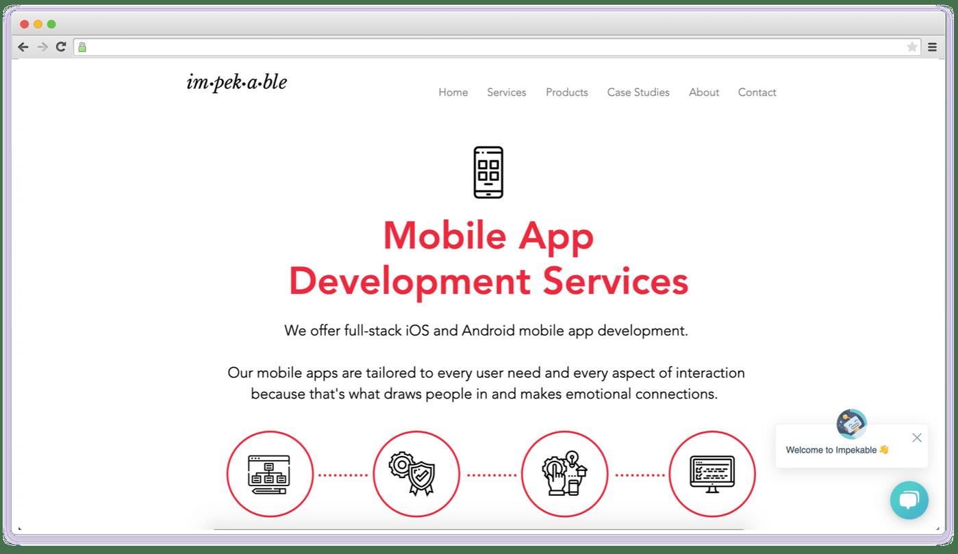 Elearning App Development Company: Impekable
