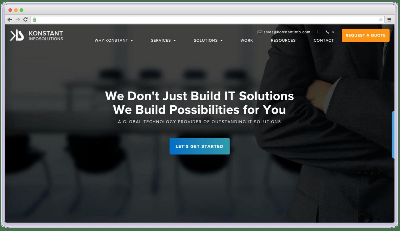 Elearning App Development Company: Konstant