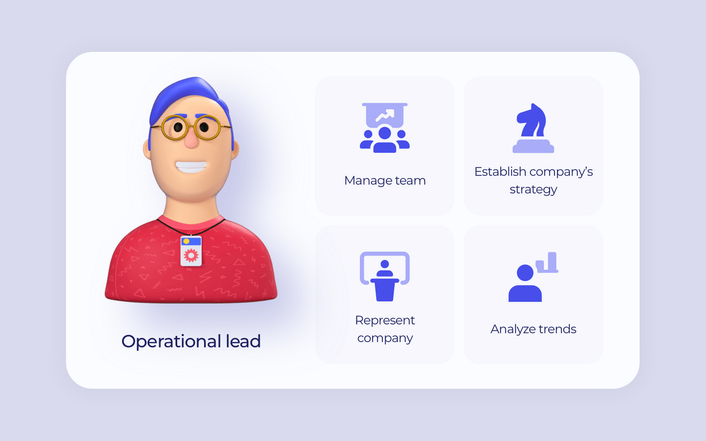 Hire a CTO: Operational lead