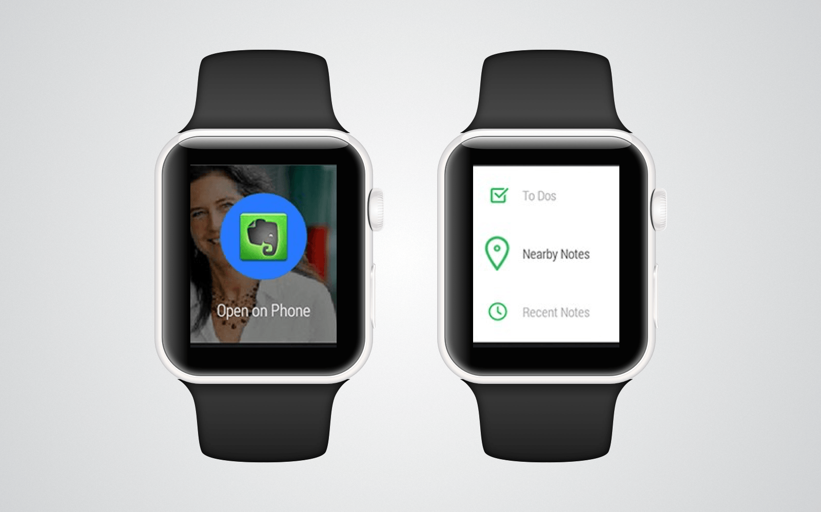evernote apple watch evernote for android wear